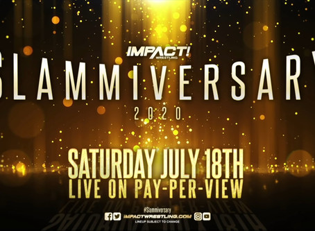 Excitement Builds For The Known and Unknown Surrounding Slammiversary, Airing Live On Pay-Per-View