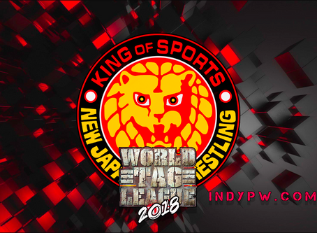 NJPW World Tag League Night 16 (12/07) Full Card & Viewing Info