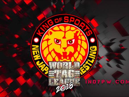 NJPW World Tag League Night 1 (11/17) Full Card & Viewing Info