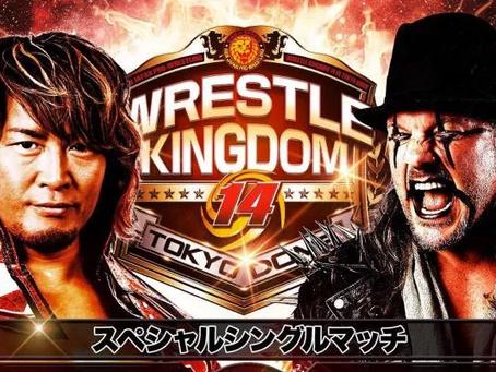 NJPW Wrestle Kingdom 14 Night 2 Championship Winners And Losers