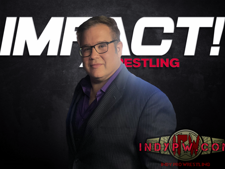 Exclusive Indy Pro Wrestling Interview With IMPACT Wrestling VP Scott D'Amore For #BoundForGlory