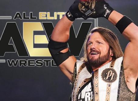 AJ Styles Confirms Talks With AEW Last Year