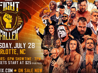 AEW Dynamite 'Fight For The Fallen' Full Card & Start Time