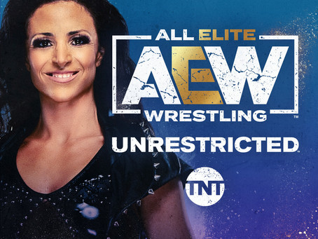 Serena Deeb On AEW's Unrestricted Podcast