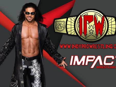 From The Indy Pro Wrestling Vault: Interview With IMPACT Wrestling's Johnny IMPACT