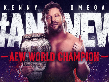 Kenny Omega Wins The AEW World Championship At AEW Winter Is Coming Special On TNT