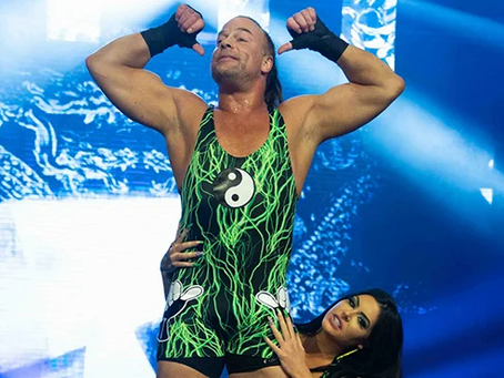Rob Van Dam & Katie Forbes Depart IMPACT Wrestling