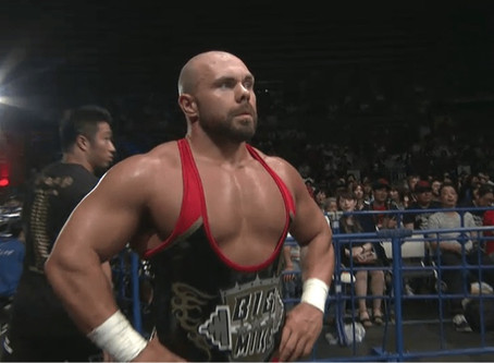 Michael Elgin Discusses Turning Down A NJPW Contract To Join Impact Wrestling