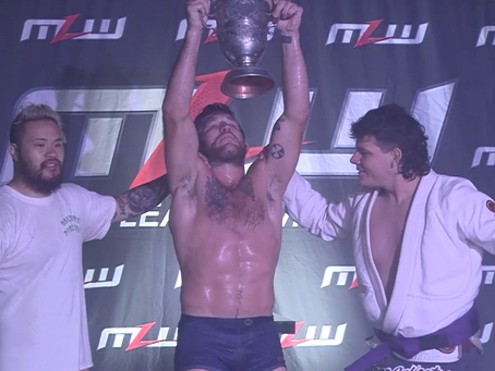 Tom Lawlor Crowned MLW's 2020 Opera Cup Winner