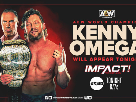 IMPACT Wrestling Weekly TV Show Draws More Than 750,000 Fans to AXS TV & Digital Platforms