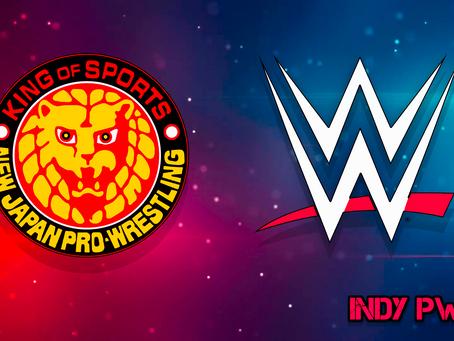 NJPW Is Offering Big Money To Sign Top WWE Stars