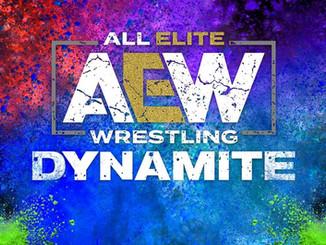AEW Dynamite Results (06/18/2021)