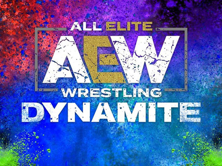 AEW Announces Rescheduled Date For 'Dynamite' Taping In Boston