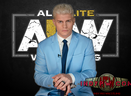 Cody Rhodes On If Social Media Is Good For Wrestling, Who Is Eligible For TNT Title Open Challenge