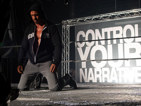 EC3's 'Free The Narrative' Headed To FITE TV In July