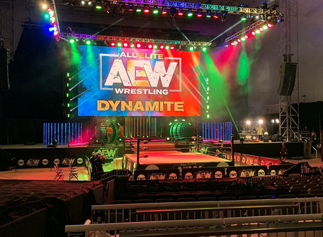 Update On This Week's AEW Dynamite Broadcast (09/16/2020)