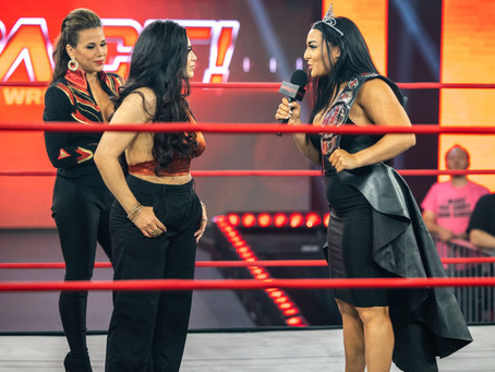 IMPACT Knockouts Championship Match Set For NWA EmPowerrr
