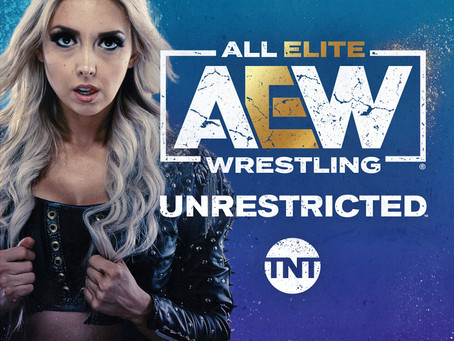 The Bunny On AEW's Unrestricted Podcast