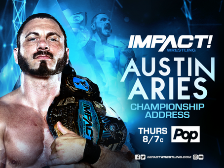 Austin Aries Championship Address This Thursday