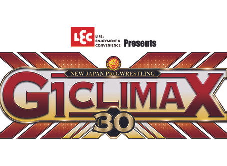 G1 Climax 30- Night 4 Results (9/24/2020)