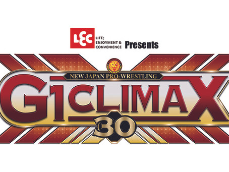 NJPW G1 Climax 30 Participants Announced, Foreign Talent Returning To Japan