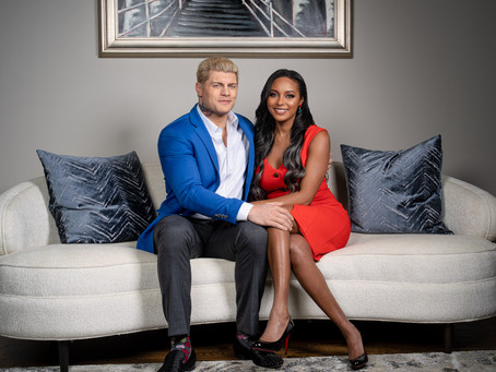 "TNT Orders ""Rhodes to the Top"" – A Look Inside The Lives Of AEW Power Couple Cody & Brandi Rhodes"