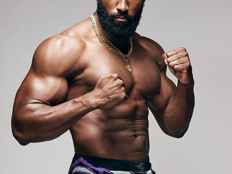 EJ Nduka Signs With Major League Wrestling