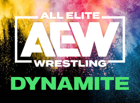 AEW Dynamite Preview For July 22, 2020