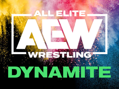 Matches Set For Next Week's Episode Of AEW Dynamite (12/09/2020)