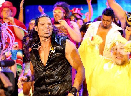 Wrestle Popcast w/Robyn Nelson Featuring Former WWE Superstar Adam Rose