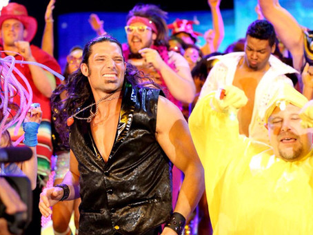 Wrestle Popcast w/Robyn Nelson Featuring Former WWE Superstar Adam Rose