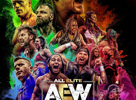 Update On When To Expect Second AEW TV Show
