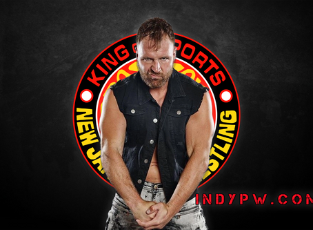 Jon Moxley Is The New IWGP United States Champion