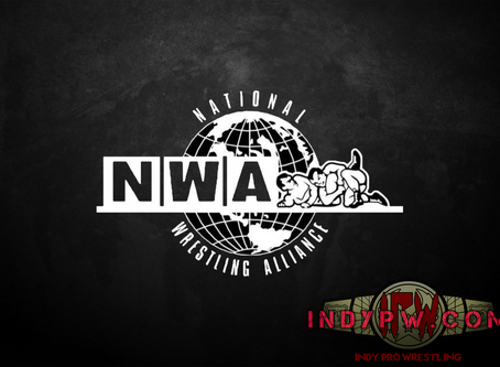 NWA STREAMING 2019 'POP UP' EVENT