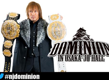 Full Details On NJPW Dominion