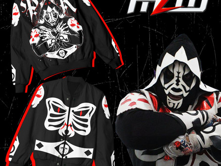 NERDS Clothing & MLW Series Revealed, Pre-order LA Park & CONTRA Jackets For A Limited Time!