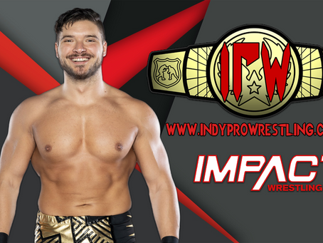 From The Indy Pro Wrestling Vault: Interview With IMPACT Wrestling's 'All Ego' Ethan Page