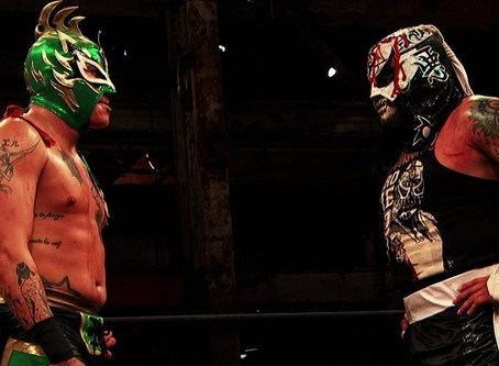 AEW and Impact Wrestling in Bidding War for The Lucha Bros