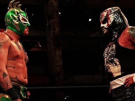 Lucha Bro Sign With AEW