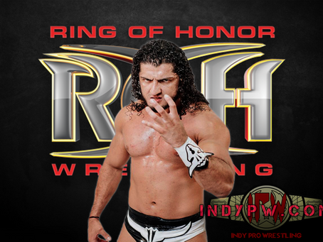 Rush Jr. Wins More Gold in New ROH Video