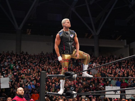 Cody Rhodes Says AEW Are Open To Working With NJPW