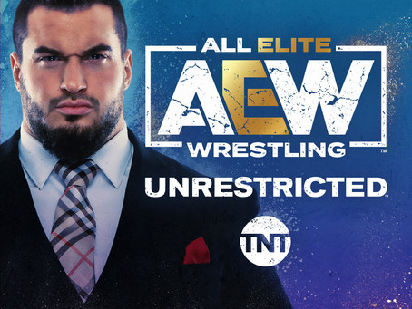 Wardlow On AEW's Unrestricted Podcast