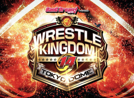 NJPW Releases Wrestle Kingdom Night One For Free Online