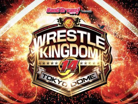 NJPW Releases Wrestle Kingdom Night One For Free Online