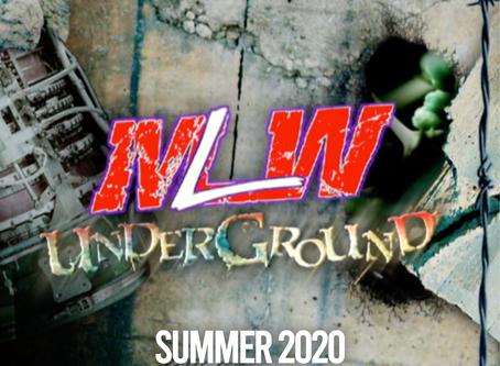 MLW Underground TV Series To Return July 11