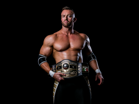 Nick Aldis Is Ready For A 'Ten Pounds Of Gold' Series Return