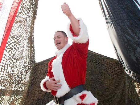 Turnbuckle Talk Episode 146: Jingle Bells, Cena Sells
