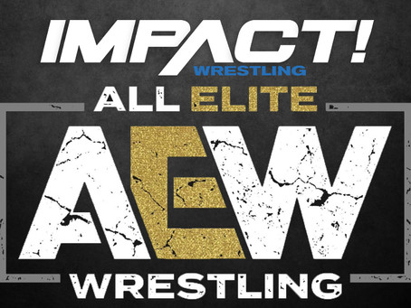 IMPACT Wrestling & All Elite Wrestling Could Announce A Partnership Soon