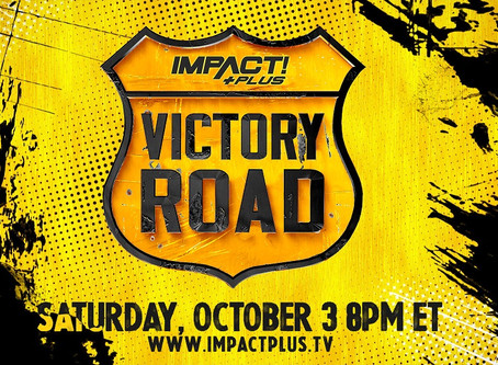 IMPACT Wrestling Victory Road Streams Live Tonight On IMPACT+, Match Lineup