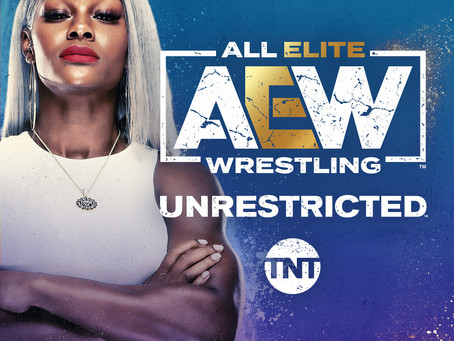 Jade Cargill on AEW's Unrestricted Podcast